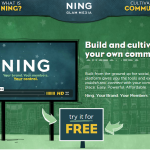 NING relaunches