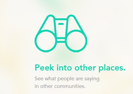 Yik Yak social networking app users can now peek into other